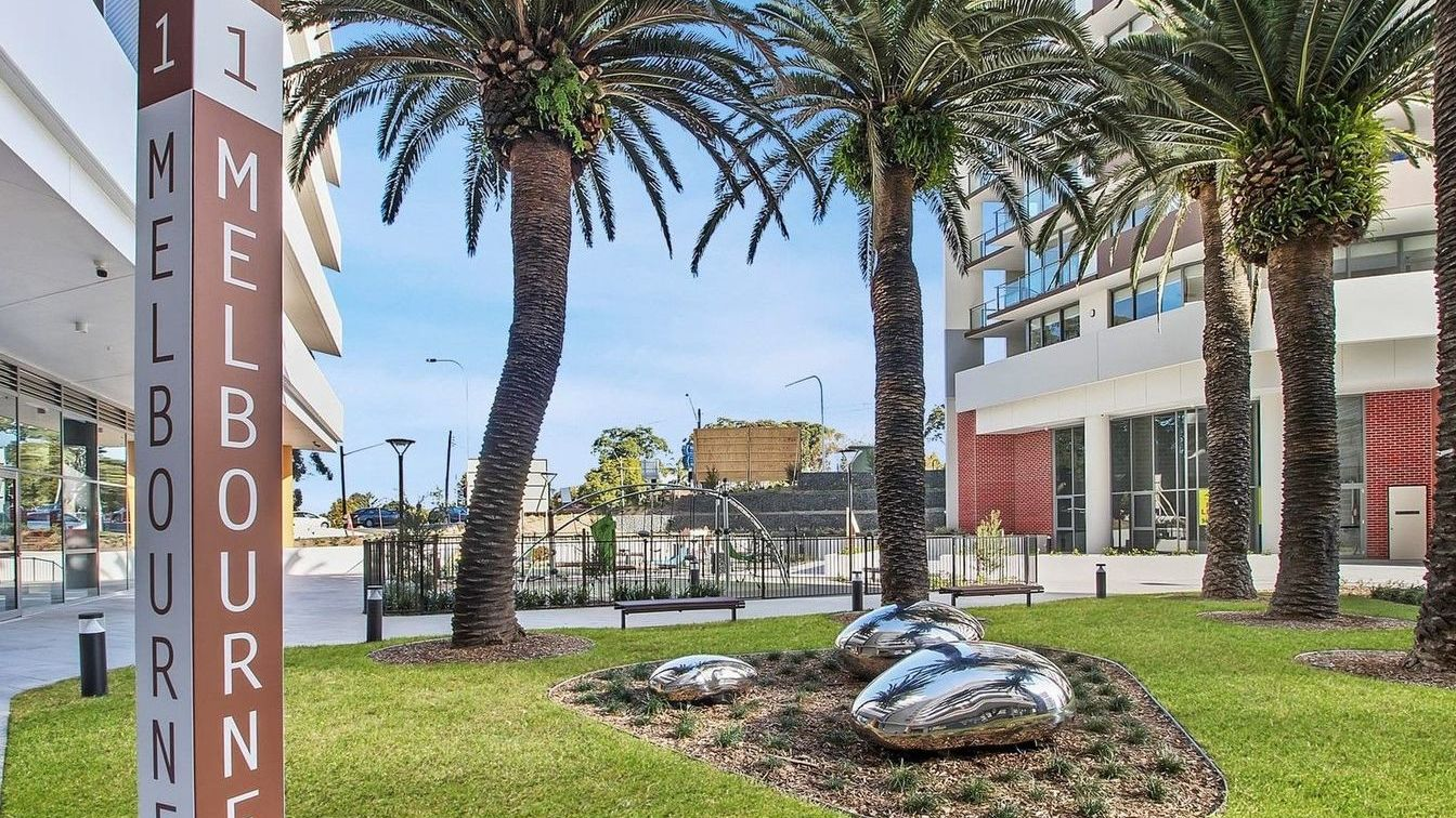Stunning Near New 2 Bedroom Apartment (KEY WORKERS ONLY FOR THE RYDE COUNCIL AREA). - 510/3 Mooltan Ave, Macquarie Park NSW 2113 - 1