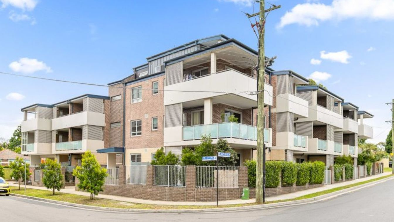 Modern Two Bedroom Apartment - National Rental Affordability Scheme (NRAS) - 209/16 Collett Parade, Parramatta NSW 2150 - 1