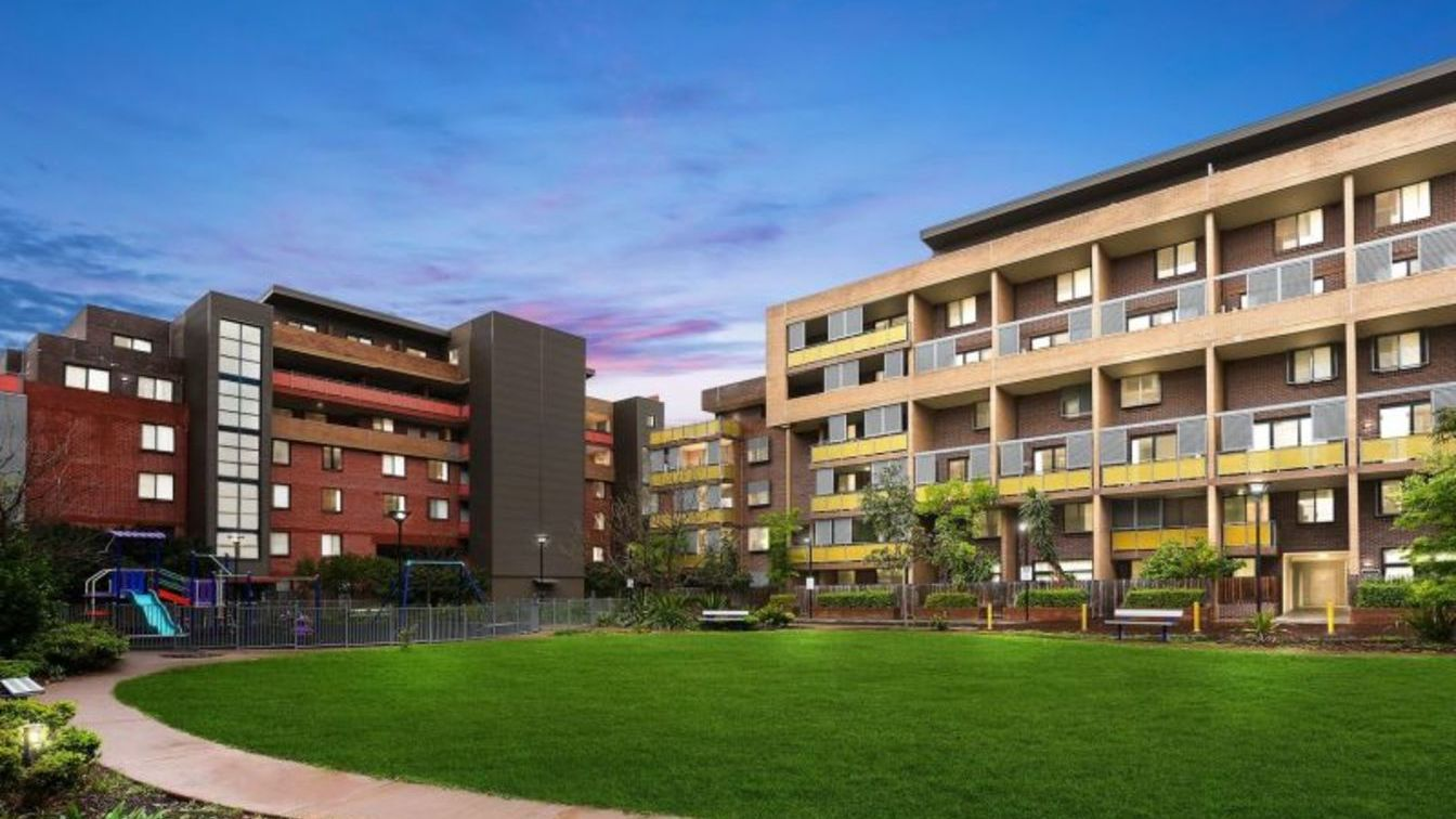 Modern Courtyard Apartment - Affordable Rental Housing -  JG07/27-29 George St, North Strathfield NSW 2137 - 1